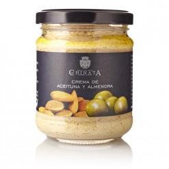 Oliven og Mandel pate
